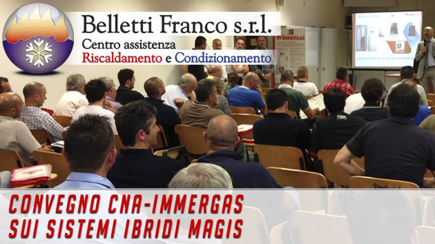 Convegno Ibridi CNA Immergas