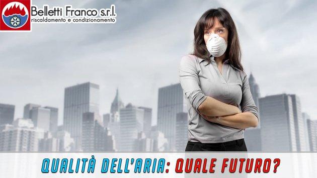 Inquinamento atmosferico caldaie