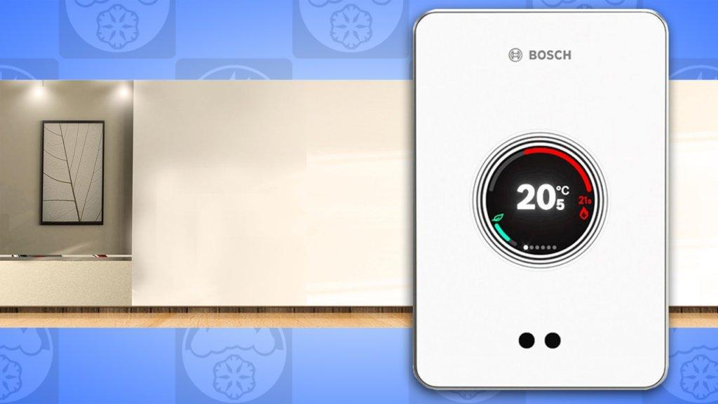 termostato easy control bosch